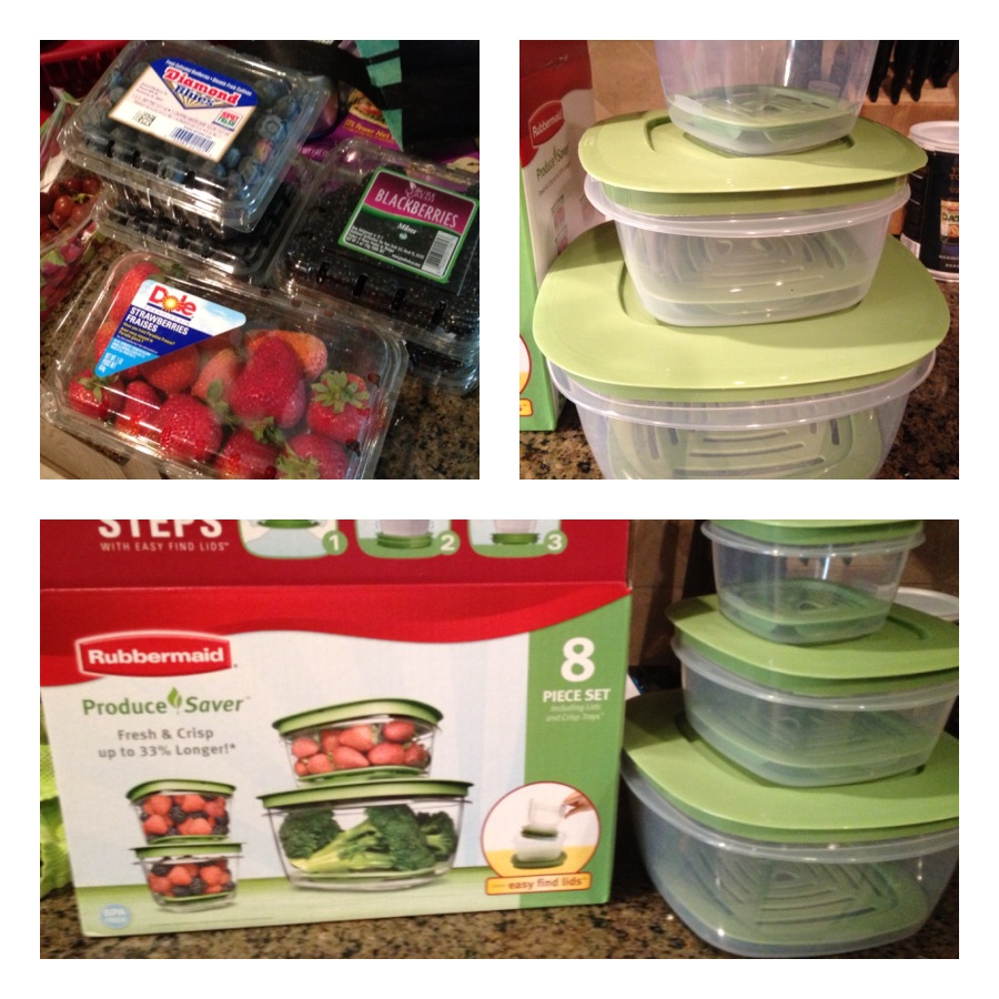 Vegetable Saver Containers Giveaway rubbermaid produce savers we beat fat giveaway rubbermaid produce savers workwithnaturefo
