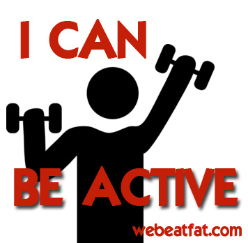 being active Not being active time to turn off the tv and take a break from the computer or electronic game some screen time is ok – but you also need to make time to get up and get active.