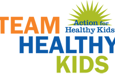 Fundraising for Team Healthy Kids (Action for Healthy Kids)