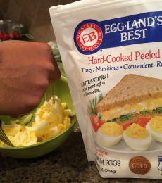 Eggland's Best Eggs: protein packed and great for summer