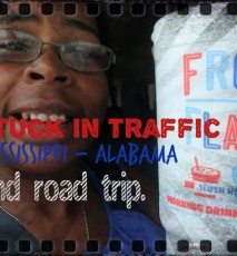 Video this week: drink more water, get motivated and a road trip