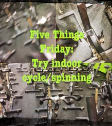 Five Things Friday: Reasons you'll enjoy indoor cycle
