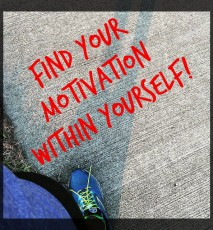 Motivation from within