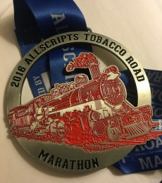 Race Recap: Tobacco Road Marathon