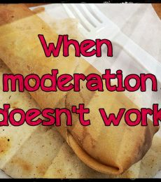 What happens when moderation doesn't work