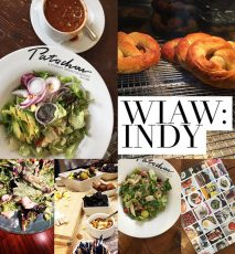 WIAW: Eating in Indianapolis at Fitbloggin