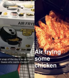 Air fryer has changed my world