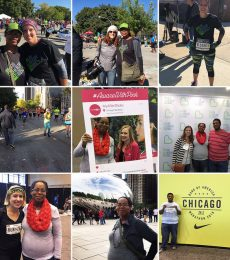 Chicago Marathon Weekend