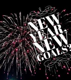 New year and new goals