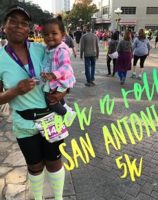 Race recap: Rock n Roll San Antonio 5k
