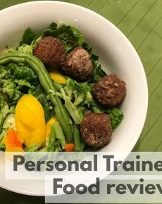 Product Review: Personal Trainer Food